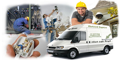 Honley electricians